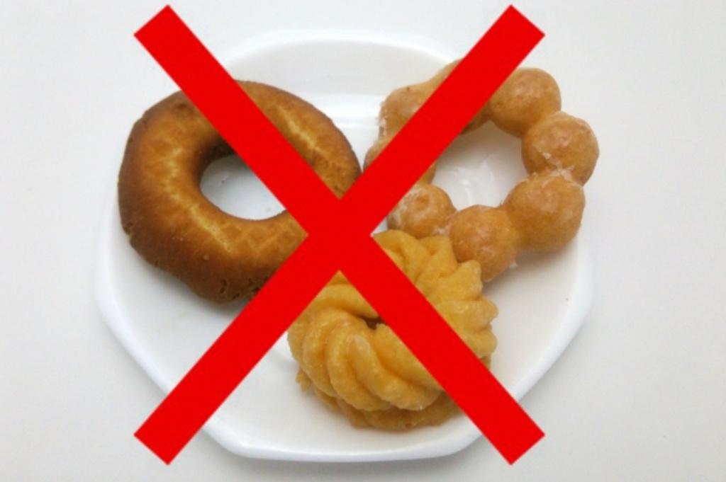 食べないのに痩せない理由。食べないダイエットの危険性